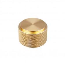 Ручка кнопка Virno Lines 407-16 золото