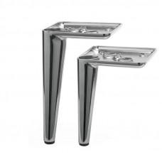 Ножка  ANGELO H-150мм, хром (нагр 150кг) IPEA