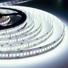 Свет - LED лента SMD 2835, 240 LED, 20W, 12V, холодный белый (2300 Lm/m), IP20