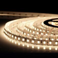 Свет - LED лента SMD 2835, 120 LED, 9W, 12V, нейтральный белый (915 Lm/m), IP20