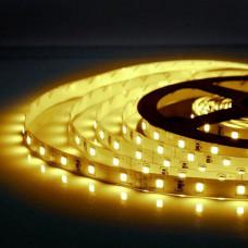 Свет - LED лента SMD 2835, 60 LED, 4.8W, 12V, теплый белый (480  Lm/m), IP20