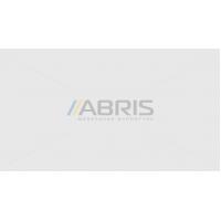 Бортик узкий Korner  Андромеда белая 6050  (акс. 6017) 3 метра